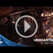 La demo completa de Uncharted 4 en el E3 2015 [Actualizado: Ahora también sin compresión]