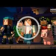 Telltale publica el primer tráiler de Minecraft: Story Mode