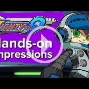 Un nivel completo de Mighty No. 9