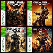 Jugando al remaster de Gears of War se desbloquea gratis el resto de la serie