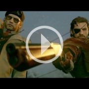 gamescom 2015: Nuevo tráiler de Metal Gear Solid V: The Phantom Pain