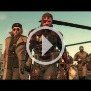 Lagrimones con el tráiler de lanzamiento de Metal Gear Solid V: The Phantom Pain