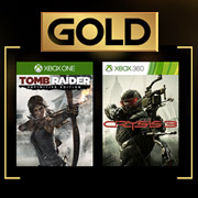 Tomb Raider: Definitive Edition y Crysis 3 en los Games with Gold de septiembre
