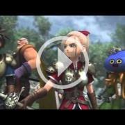 Tráiler de Dragon Quest Heroes: El infortunio del árbol del mundo y la raíz del mal