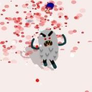 Ludum Dare 33 (VI): Slasher, Mr. Yeti's Fast Food, Antimon