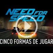 Las cinco formas de jugar a Need for Speed, en un tráiler