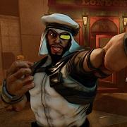 Street Fighter V: Las primeras imágenes oficiales de Rashid