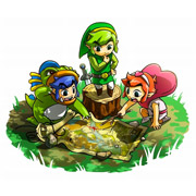 Avance de The Legend of Zelda: Tri Force Heroes