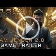 Así es el Adam Jensen 2.0 de Deus Ex: Mankind Divided