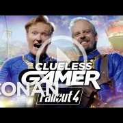 Conan O'Brien también juega a Fallout 4