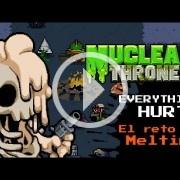 Noche de streaming: Nuclear Throne - El reto de Melting