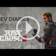 El nuevo diario de desarrollo de Just Cause 3 nos habla de su motor