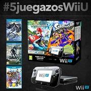 Sorteo: Gana una Wii U con cinco juegos exclusivos