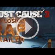 Just Cause 3 propone la explosión como unidad básica de medida