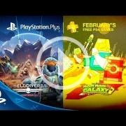 Los juegos de PlayStation Plus de febrero incluyen Helldivers y Grid
