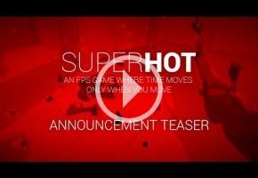 SUPERHOT estará disponible el 25 de febrero