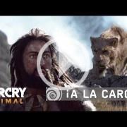 El tráiler de acción real de Far Cry Primal es bastante la hostia