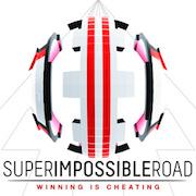 Super Impossible Road es un juego de carreras sobre hacer trampas