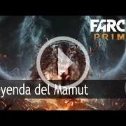 Un DLC de Far Cry Primal te permite encarnar a un mamut