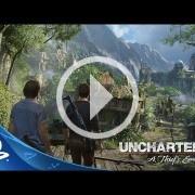 Ojo, que ya está aquí el nuevo tráiler de Uncharted 4