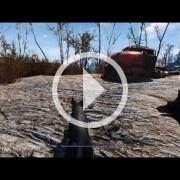 El cosmos se equilibra: por fin hay un mod de Fallout 4 para jugar siendo el perro