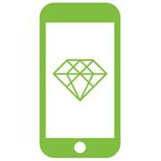 Las compras dentro de la aplicación son la forma de monetización menos popular en móviles