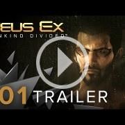 Un buen repaso a Deus Ex: Mankind Divided con su Tráiler 101