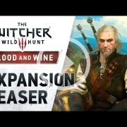 Blood and Wine, la última expansión de The Witcher 3, saldrá rel 31 de mayo