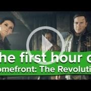La primera hora de Homefront: The Revolution también es un poco para llorar