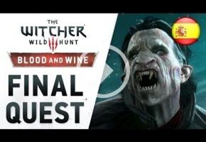 El nuevo vídeo de The Witcher 3: Blood and Wine es oscuro como los cojones de un grillo
