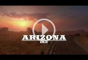 Arizona se suma al mapa de American Truck Simulator