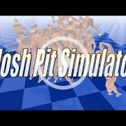 Mosh Pit Simulator es lo nuevo del creador de McPixel
