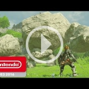 E3 2016: Primer tráiler de The Legend of Zelda: Breath of the Wild