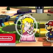 E3 2016: Paper Mario: Color Splash también se pasó por el Treehouse