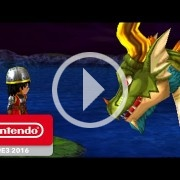 E3 2016: Tráiler y gameplay de Dragon Quest VII: Fragments of the Forgotten Past