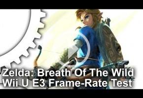 Digital Foundry examina la demo de Zelda: Breath of the Wild