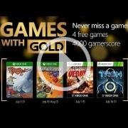 Los Juegos con Gold de julio incluyen The Banner Saga 2 y Rainbow Six Vegas 2