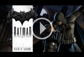 Primer tráiler del Batman de Telltale Games