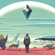 Tarde de streaming: No Man's Sky