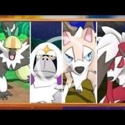 El nuevo tráiler de Pokémon Sol y Luna nos muestra los bichos específicos de cada versión