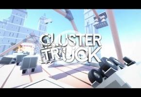 Clustertruck es una divertida tontería de saltar sobre camiones