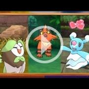 Habrá demo de Pokémon Sol y Pokémon Luna el 18 de octubre