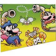 Mes Mini #17: Mario Bros.