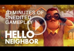 Hello Neighbor sigue vivo y ya está en Steam