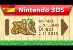 El Animal Crossing Direct detalla la actualización para New Leaf