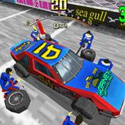 Sega prepara Daytona 3 Championship USA para recreativa