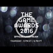 En directo: The Game Awards 2016