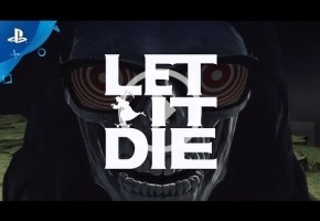 Let It Die, disponible desde hoy en PS4