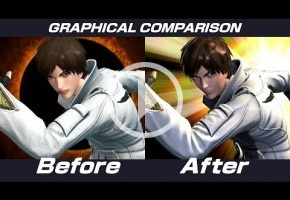 King of Fighters XIV recibirá cambios visuales con un parche en enero