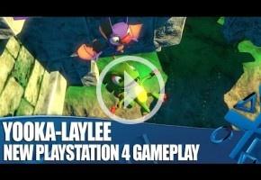 Un nuevo vídeo muestra 15 minutos de gameplay de Yooka-Laylee